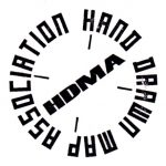 hand drawn map association logo