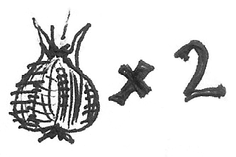 interstitial image garlic