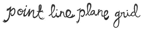 interstitial image point line plane grid